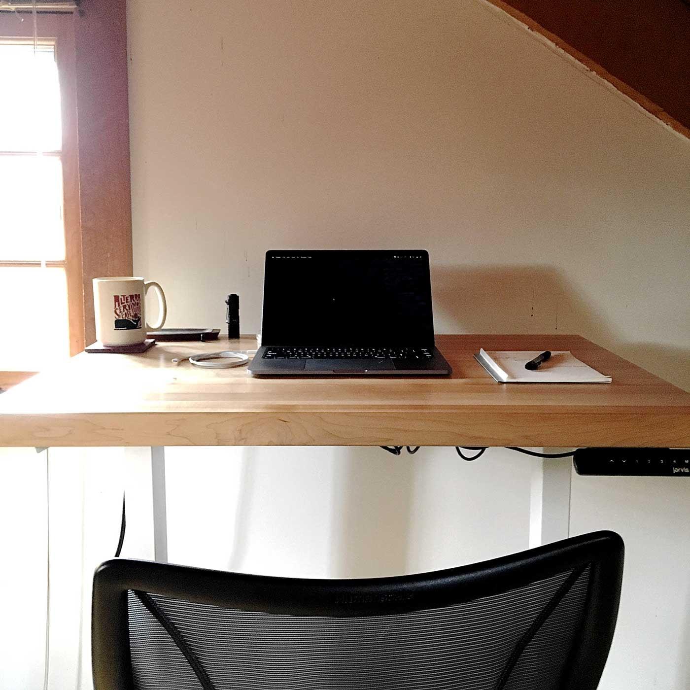 Ben Kutil's workstation setup
